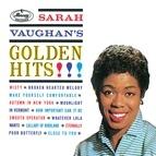Sarah Vaughan альбом Sarah Vaughan's Golden Hits