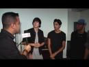 El grupo CNCO disfruta de sus primeros Premios Juventud y promocionan Quisiera