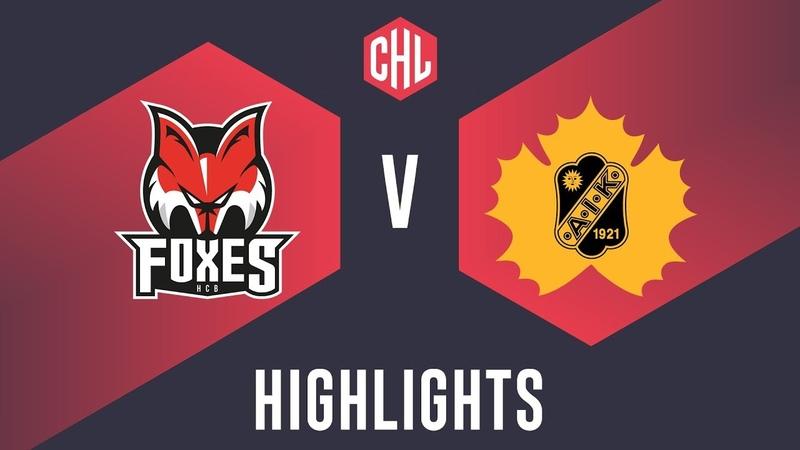 Highlights HC Bolzano vs Skellefteå AIK