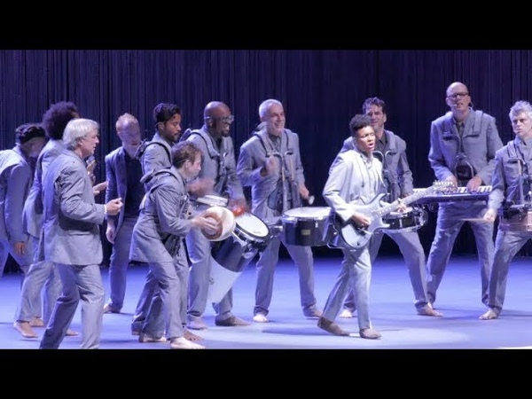 David Byrne - Sept 15, 2018 - Complete show