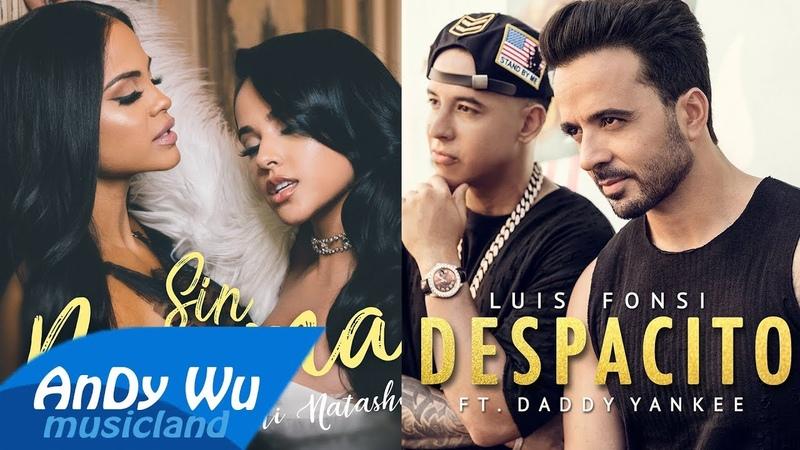 DESPACITO x SIN PIJAMA - Luis Fonsi, Becky G, Daddy Yankee, Natti Natasha