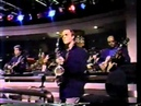 Tom Scott And Band Performs Street Beat On The Pat Sajak Show