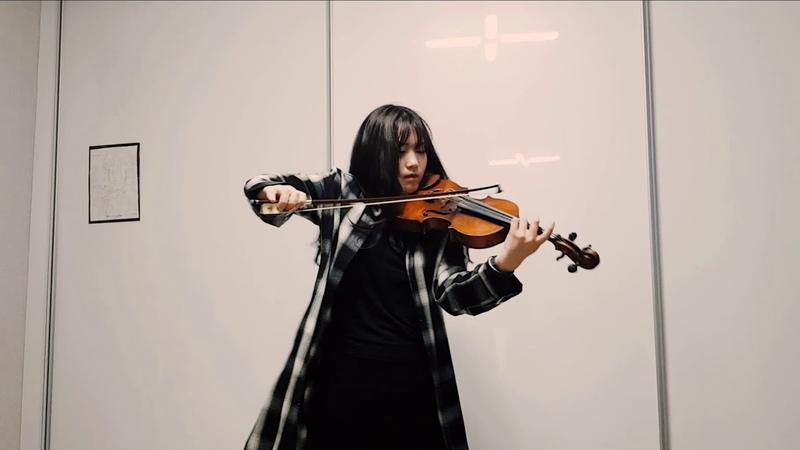 Esther Violin cover[Seventeen]A-teen