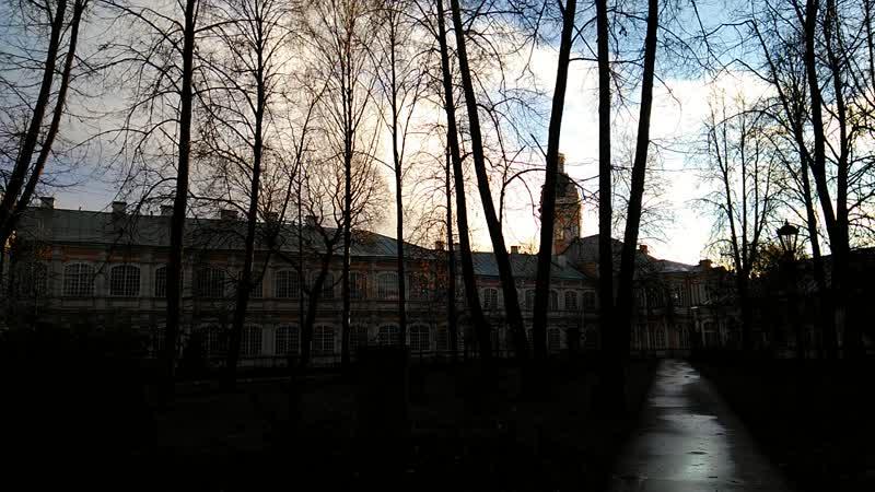 Александро-Невская лавра в Санкт-Петербурге