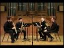 Amethyst Quartet - Arrival of the Queen of Sheba - Handel