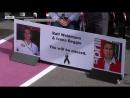Минута молчания в память о Ральфе Вальдмане и Ивано Беджо MotoGP, Катар 2017