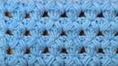 Фантастически красиво Ажурный узор вязания крючком Openwork crochet video pattern 124