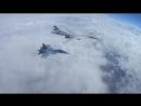 Российскую авиацию показали во всей красе