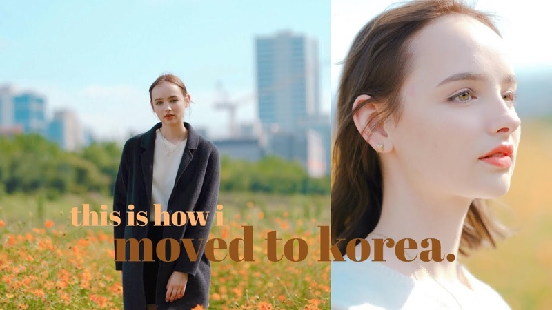 THIS IS HOW I MOVED TO KOREA 🌼 [Costs, Visa, Jobs and more] | Sissel AB