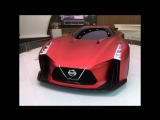 Nissan концепт 2020 vision