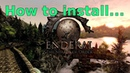 Как установить Enderal на Skyrim