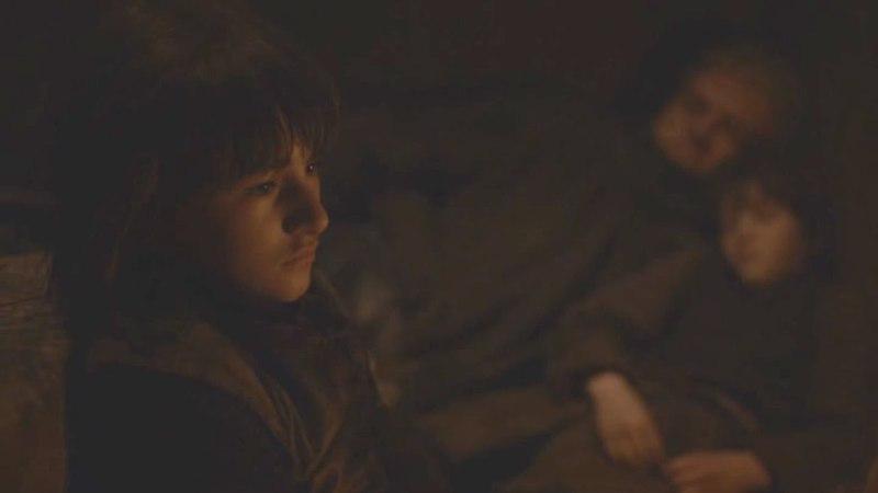 Bran Stark y Rickon Stark siguen Vivos Juego de Tronos Español HD