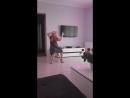 Танец для мамочки от Любимой Доченьки
