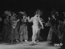 Р.Нуреев, Спящая красавица, фрагмент балета, 1971 год.