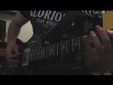 Hard Rock Guitar Riff