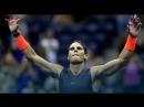 Рафаэль Надаль Доминик Тим US Open 2018 Лучшие моменты