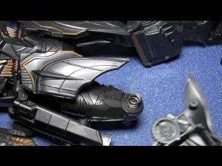 Поломки ваших любимых роботов: Оптимус Прайм,  Мегатрон,  Валькирия ВФ-01