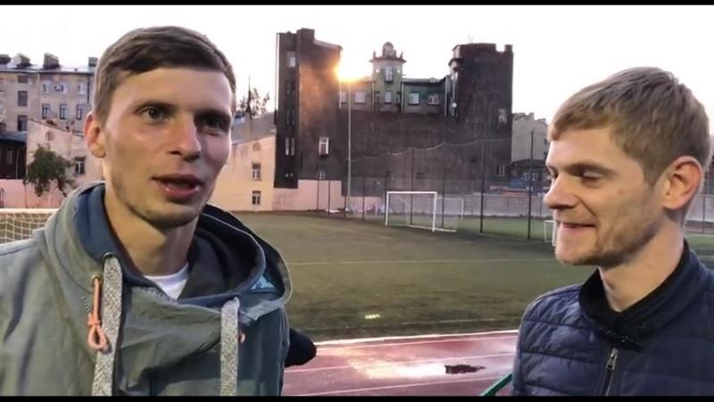 Интервью с Сергеем Бразгуном после победы над Титаником-Резерв (50)
