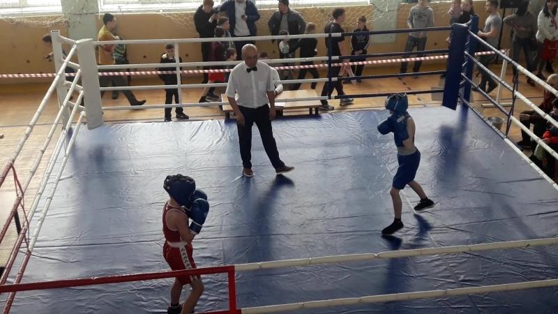 Копосов 4 бой