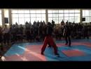 Чемпионат Украины по кикбоксингу. КMС vs ЗМСУ (финал)
