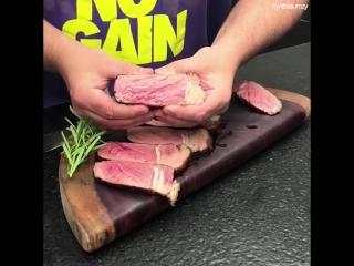 Этот парень делает самое удивительное мясо!