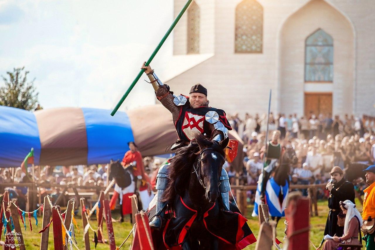 Афиша Уфа Поездка на фестиваль в Булгар из Уфы