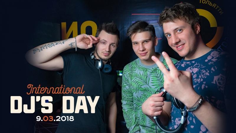 9.03 | INT. DJ'S DAY | MAISON CLUB