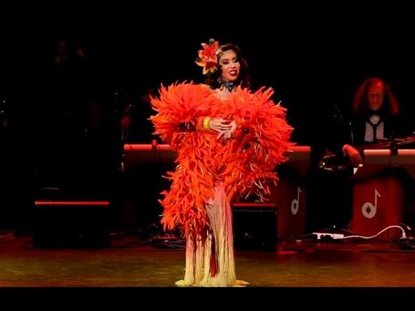 Raquel Reed - 10th Annual New Orleans Burlesque Festival