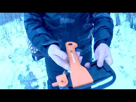 Инструменты Fiskars обзор. Топоры, лопаты, садовый инвентарь