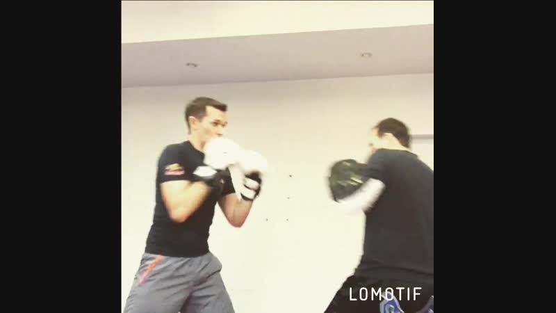 Персональная тренировка по Боксу.