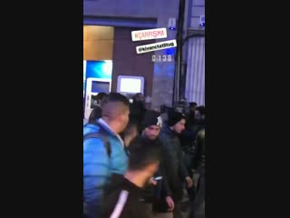 Kıvanç Tatlıtuğ News - VIDEO _ Kıvanç Tatlıtuğ, Çarpışma setinden. (via baharbozkurrt instagram stor