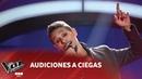 Cecilio Casis - Crimen - Gustavo Cerati - Audiciones a ciegas - La Voz Argentina 2018