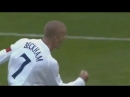 On this day exactly 17 years ago David Beckham scored THAT 93rd minute free kick against