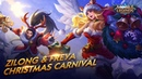 Freya Zilong New Skin | Christmas Carnival Mobile Legends: Bang Bang!