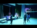Пластический спектакль - Человек невидимка