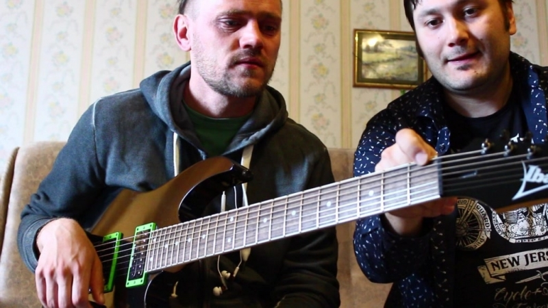 Гитарная мастерская Живой Рок - 7ми струнный Ibanez (отстройка, доводка)