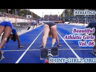 Beautys in Sports #Athletics Vol. 08