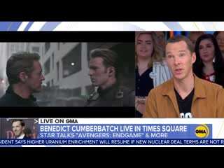We NEED to know will there be another Doctor Strange - - BenedictCumberbatch - @MarvelStud