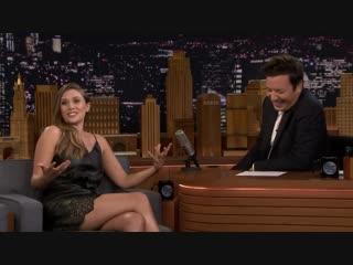 Elizabeth Olsen Doesnt Remember Acting in Mary-Kate and Ashleys Films