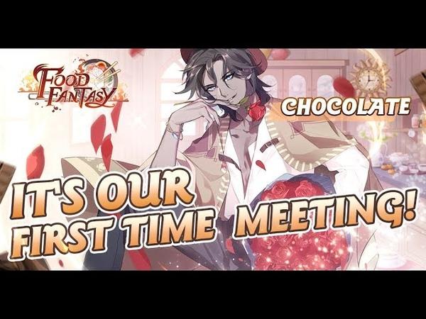 Food Fantasy: unique charm - Chocolate
