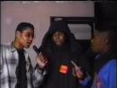 ONYX, Run-D.M.C., BO$$ - 1993 - The Palladium, NYC April 11, 1993 - Throw Ya Gunz Interview with LL Cool J