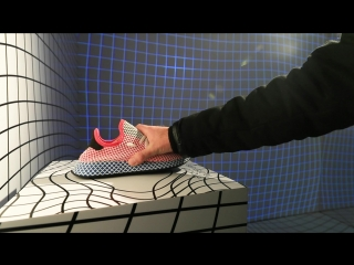 Adidas Deerupt Installation for StudioXAG