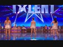 EX BOMBS Miss Tres surprise everyone with SIZZLING performance! _ Auditions _ B.