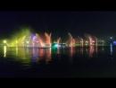 Водно световое шоу в Дубае