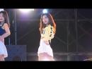 180914 [Seulgi Focus] Red Velvet - Power Up @ Jangsu Festival Red Concert