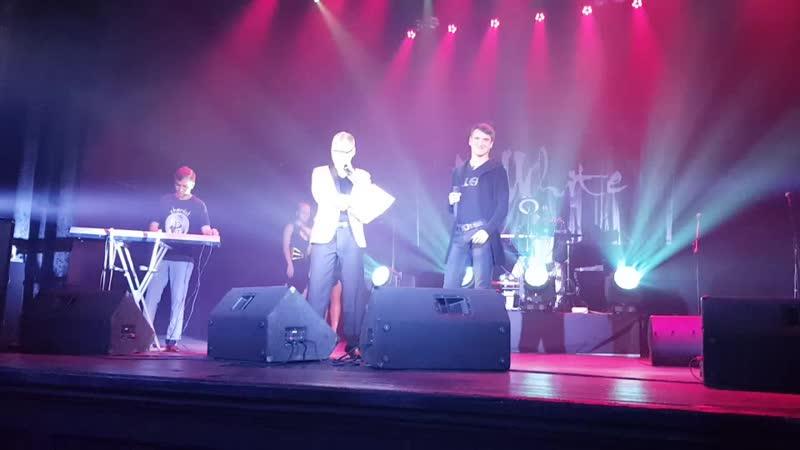 Премера новой песни Dancing Tonight D. White Dmitry Dovbish (Опера Концерт Клаб. Аранжировка 'Eminus)