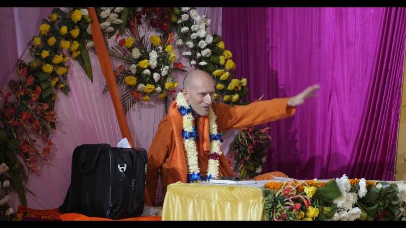 On hearing Srila Prabhupada