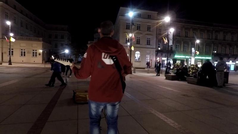 ДМЦ - А на улице мороз. АртБой. ArtBoy. Варшава. Польша. Поёт на русском в Польше.