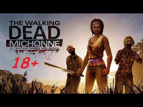 Прохождение Walking Dead. Michonne. Эпизод 3 То, что мы заслужили.3