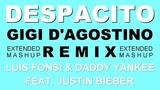 Despacito L'Amour Toujours CyberBEATzzz Remix Gigi D'Agostino Luis Fonsi Daddy Yankee Justin Bieber